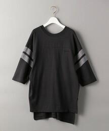 <Americana>背V領 美式足球T恤 日本製