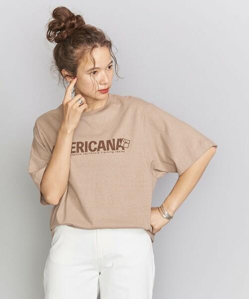 【特別訂製】<Americana>印花T恤
