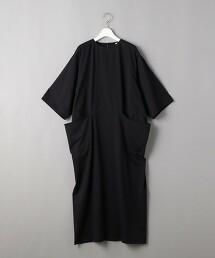 <08sircus>垂墜口袋洋裝 日本製