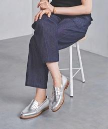 UWSC 皮革樂福鞋 OUTLET商品