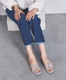 <PELLICO)> SAMI GLT 平底涼鞋