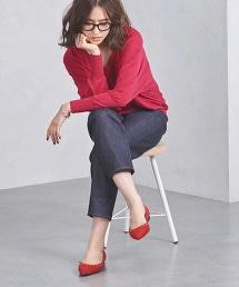 【特別訂製商品】<PELLICO>ANDREA 小孔 包鞋