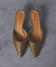 <PIPPICHIC> JANE 穆勒鞋(Mules)