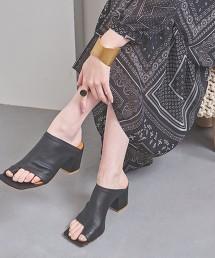 <PIPPICHIC>STREC 裸跟鞋 日本製