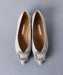 【特別訂製】<PIPPICHIC>ANNA SUE V/JWL 包鞋 日本製