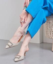 【特別訂製】<PIPPICHIC>JANE JEWERLY 穆勒鞋