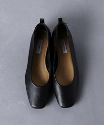 UWMSC 方頭平底鞋