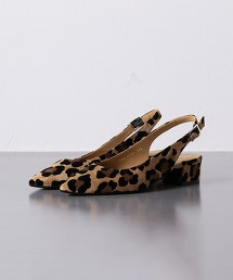 UWFM 尖頭鞋 露跟鞋 包鞋