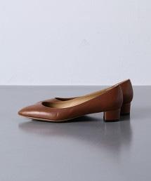 UWCB 杏仁頭厚跟鞋 OUTLET商品