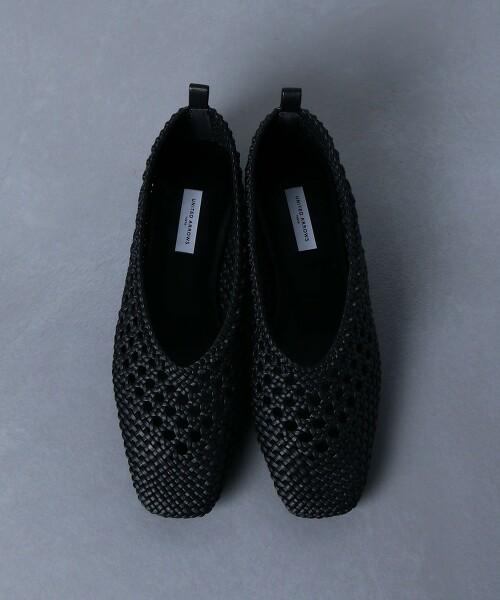 UWMSC 簍空 包鞋 日本製
