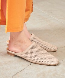 UWSC 網眼 裸跟鞋 日本製