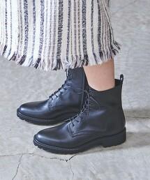 <UNITED ARROWS>綁帶靴† 日本製