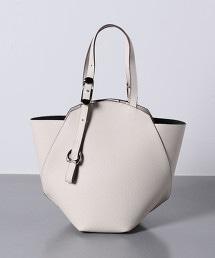 <TOFF&LOADSTONE>七邊形 雙面手提包