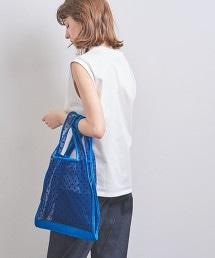 <LUDLOW>薄紗 圓點 購物袋