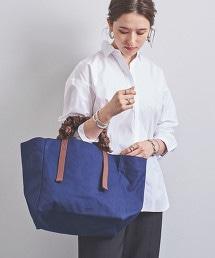 【特別訂製】<LUDLOW>帆布 葉片狀 手提袋