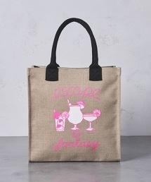 UWSC 印刷 帆布 托特包