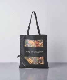 <A VACATION>POCKETABLE BAG-united LOVE project 2021†