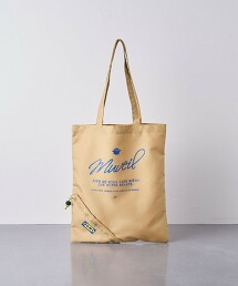 <MUVEIL>POCKETABLE BAG-united LOVE project 2021†