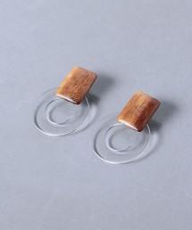 <baebae>OPAQUE CIRCLE 耳環
