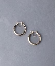 UWFM 透明圓片耳環