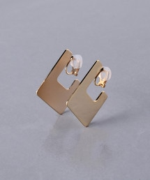 UBCB 方形 板塊狀 耳環