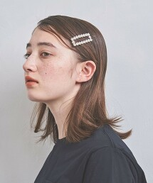UWCS SQUAR PRL 髮夾