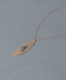 UWCS STN 金屬片裝飾 項鍊