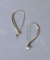 UWCB  淚型 耳釘 日本製