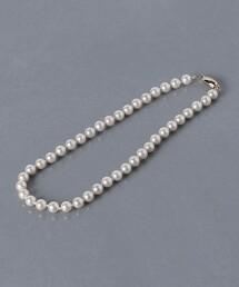 UPCS 7MM 仿珍珠 項鍊 日本製