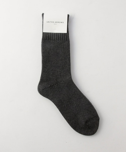 UWMM 棉質高密度襪子