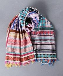 <Faliero Sarti>APRIL 披肩圍巾