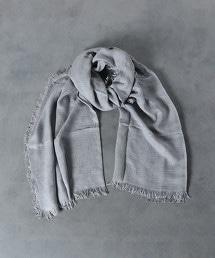 <MARIANI>嫘縈×喀什米爾羊毛 披肩圍巾