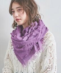 <MARIANI>嫘縈×喀什米爾 披肩圍巾