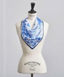 UBC 幾何學 方巾 日本製