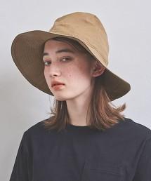 <KIJIMA TAKAYUKI>CTN/LI 寬帽沿 軟結構 漁夫帽