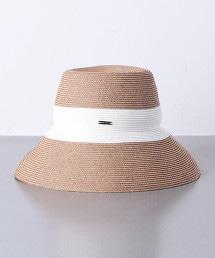 UWCS 雙色 UV 紙纖維寬簷帽
