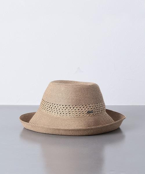 UWCS PAPER OPEN WORK UV 寬簷帽