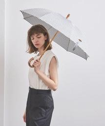 UBSC 橫條紋 晴雨兼用傘