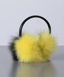 UWFM 2TONE FOX 耳罩