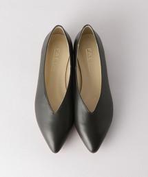 <FAEDA>羊皮 尖頭 平底鞋
