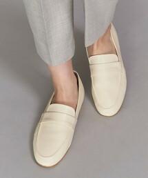 BY 柔軟皮革樂福鞋
