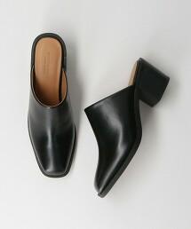 BY 方頭木底鞋