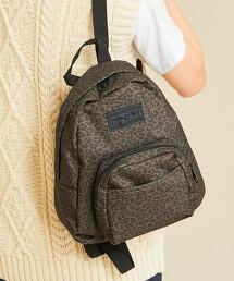 【特別訂製】<JANSPORT>∴HALF PINT 豹紋後背包