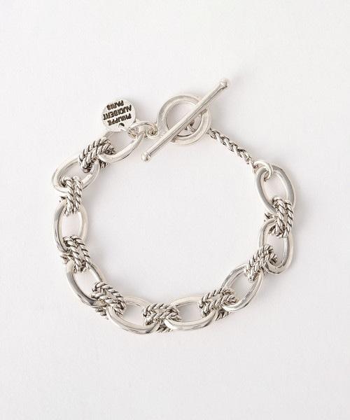 <PHILIPPE AUDIBERT>KARA 鎖鏈 銀色 手鍊