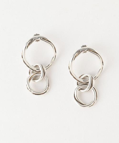 【別注】<VELATTI>3環耳釘