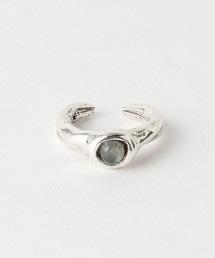 【特別訂製商品】<VELATTI>迷你礦石戒指