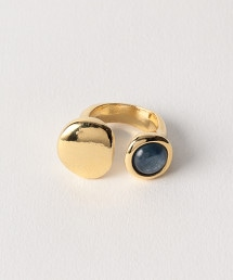 <VELATTI>單顆石裝飾 戒指