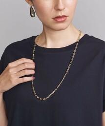 <PHILIPPE AUDIBERT>SARAH 鎖鏈 長項鍊/鍍金 法國製