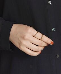 <BYOKA>金色WILLOW戒指 Ψ ¨ 日本製