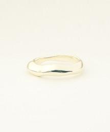 BY 金屬曲線扭結戒指
